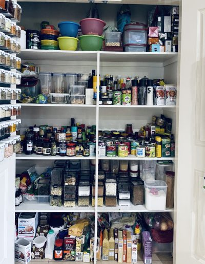 Kitchen Pantry Before 3