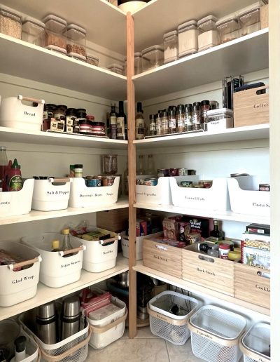 Kitchen Pantry After 1
